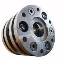 flexible all metal coupling for test bed 7000 rpm